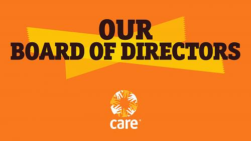 Meet CARE's Board of Directors