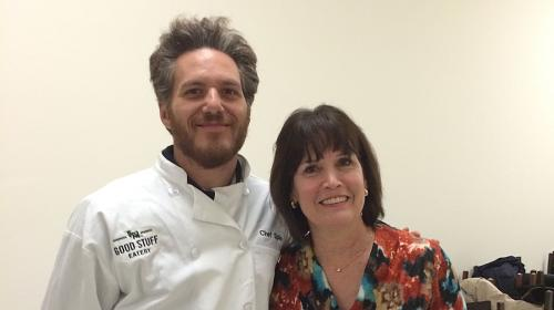 Rep. Betty McCollum, CARE Chef Ambassador Spike Mendelsohn delivered remarks supporting the Global Food Security Act of 2015 on Capitol Hill