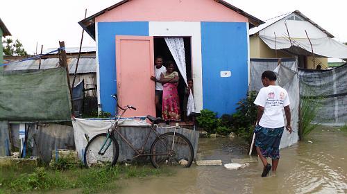 Léogâne, Haiti