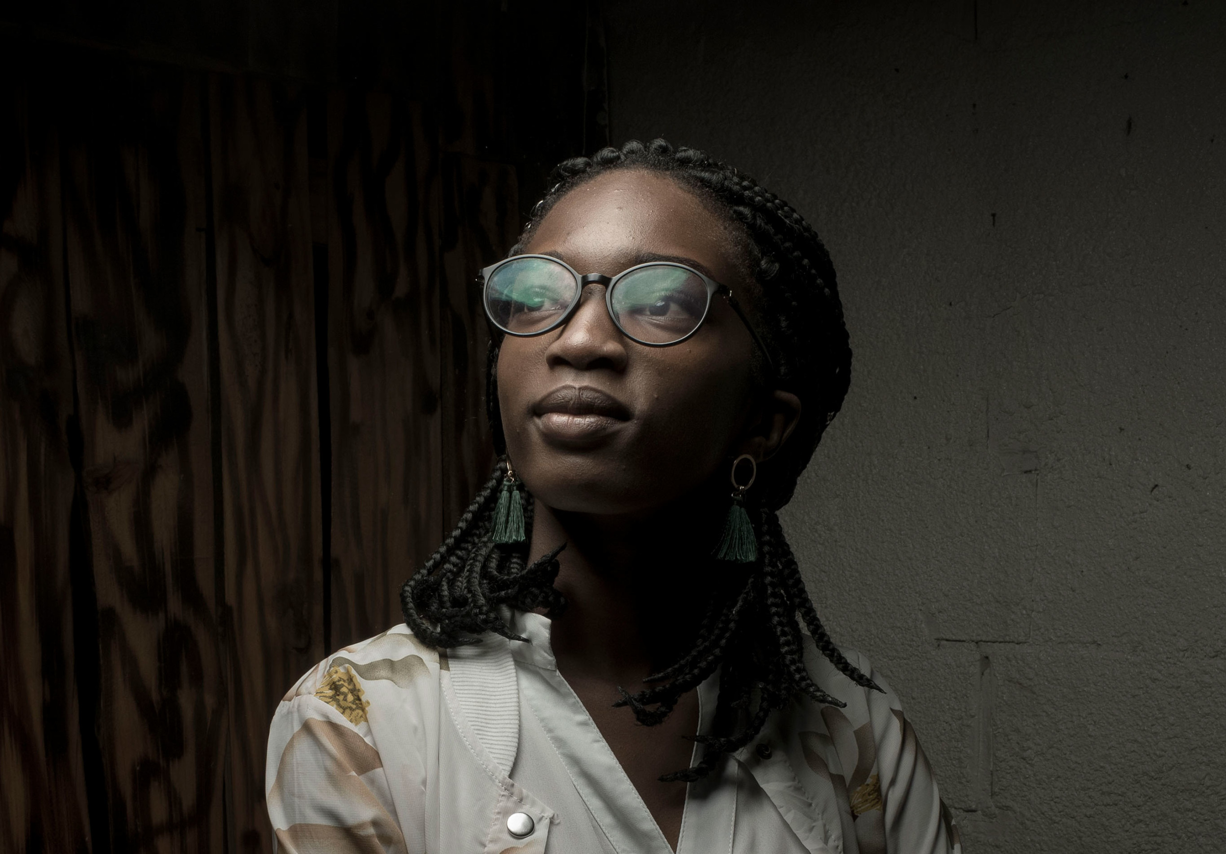 Dominique Alonga is the founder and CEO of Imagine We Rwanda. All photos: Josh Estey/CARE