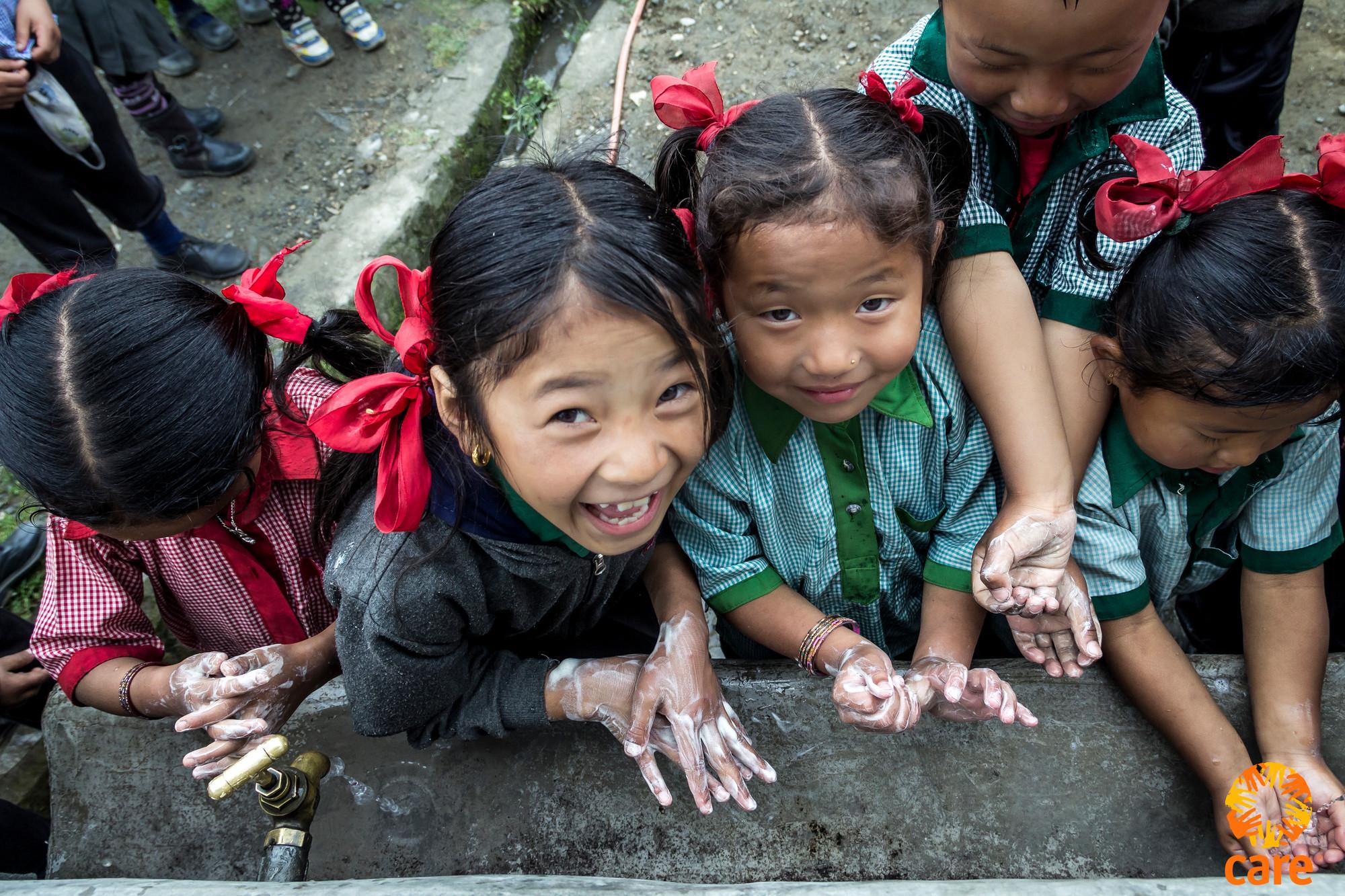 Foto de Pratik Shrestha / CARE