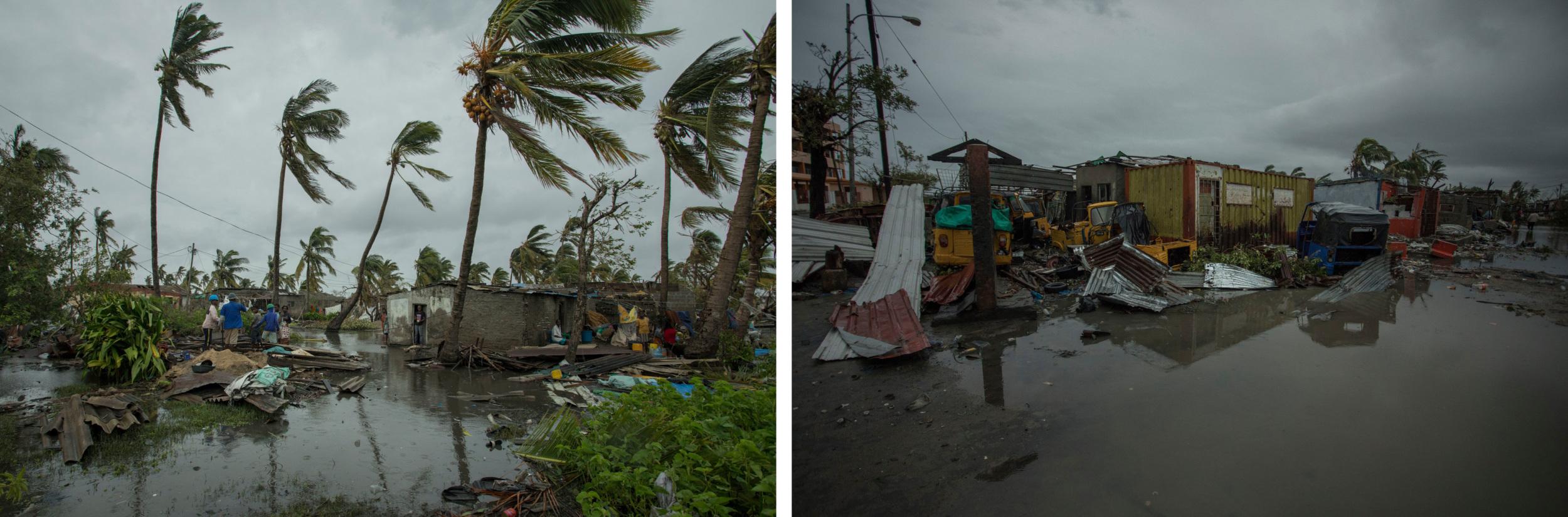 Quase um mês atrás, em 14 de março, o ciclone Idai atingiu Moçambique, Malawi e Zimbabwe com ventos de 125 milhas por hora, matando mais de 1,000 pessoas e deixando outros 3 milhões em necessidade desesperada de ajuda.