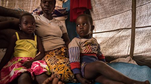 DRC refugees in Uganda, Zambia, in urgent need for help