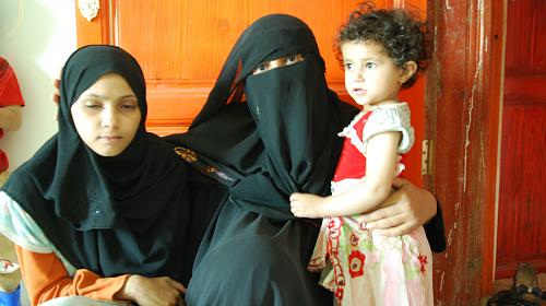 CARE warns women and girls suffer most in Yemen conflict
