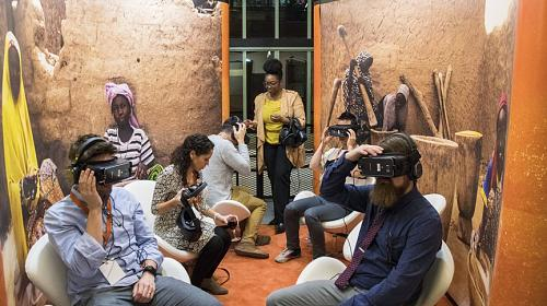 New CARE virtual reality film called
