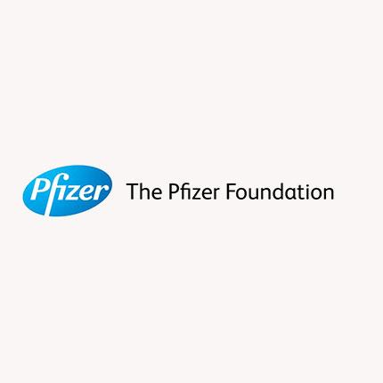 Pfizer Foundation Logo