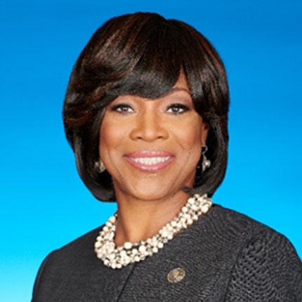 Board member Valerie Montgomery Rice, MD, FACOG