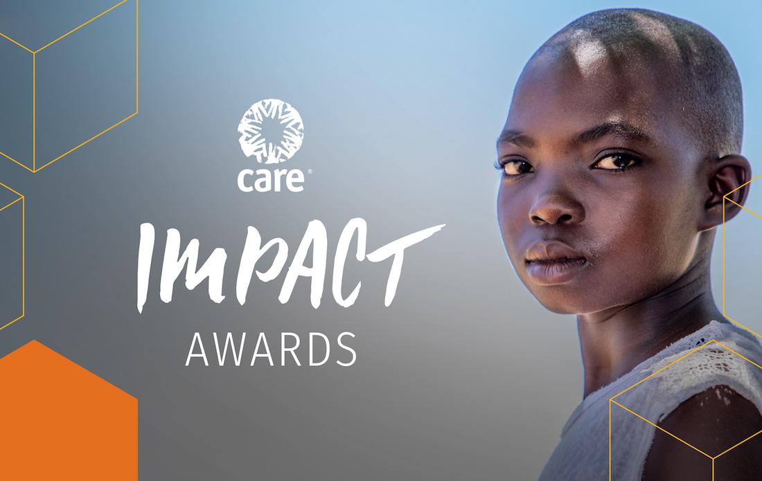 CARE Impact Awards invitation