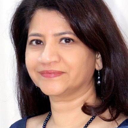 Madhu Deshmukh headshot