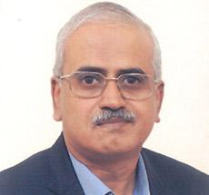 Imagen de la cabeza de Manoj Gopalakrishna, director ejecutivo de CARE India