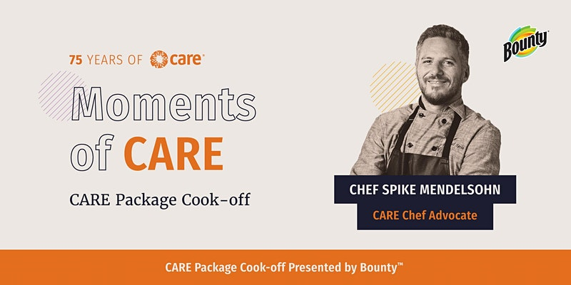 Join CARE Package Cook-Off